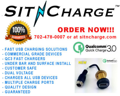 USB charging solutions for cell phones